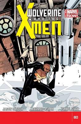 Wolverine and the X-Men Vol. 2 #3