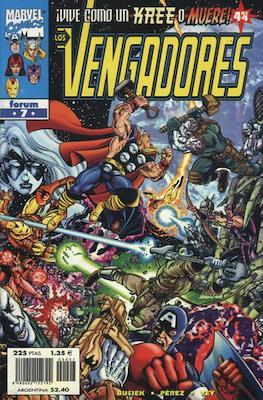 Los Vengadores vol. 3 (1998-2005) (Grapa. 17x26. 24 páginas. Color. (1998-2005).) #7