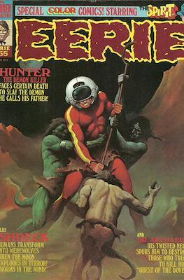 Eerie (Comic Book) #55