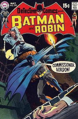Detective Comics Vol. 1 (1937-2011; 2016-) (Comic Book) #399