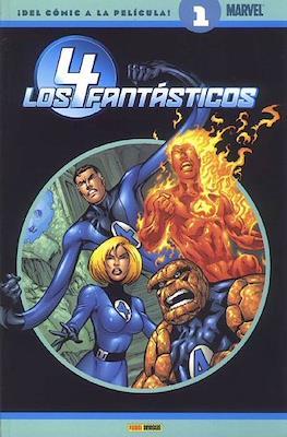 Los 4 Fantásticos. ¡Del cómic a la película! (Rústica 80 pp) #1
