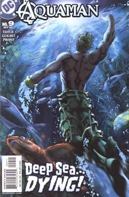 Aquaman Vol. 6 / Aquaman: Sword of Atlantis (2003-2007) #9
