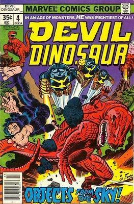 Devil Dinosaur (Comic Book. 1978) #4