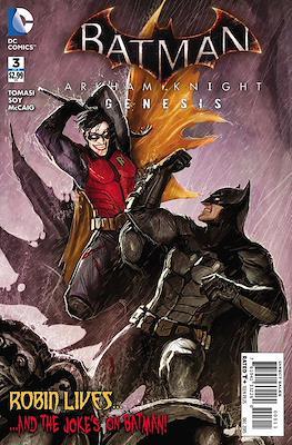 Batman: Arkham Knight Genesis (Comic-Book) #3