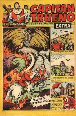 El Capitán Trueno Extra (Grapa, 40 páginas (1960-1968)) #30