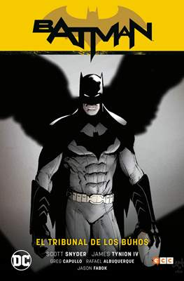 Batman Saga de Scott Snyder