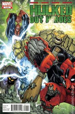 Hulked Out Heroes (Comic Book 40 pp) #1