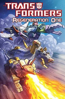 Transformers: Regeneration One (Digital) #2