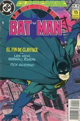 Clásicos DC (1990-1993) (Grapa) #10