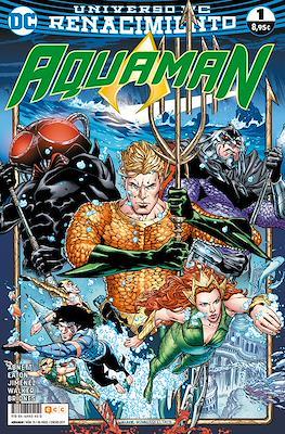 Aquaman. Nuevo Universo DC / Renacimiento (Rústica 72-144 pp) #15/1