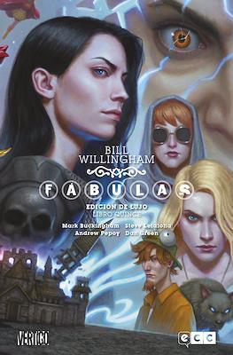 Fábulas - Edición de lujo (Cartoné) #15