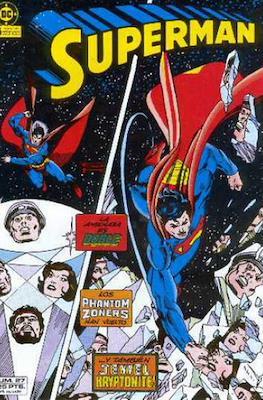 Superman (1984-1987) (Grapa, 34 páginas) #27