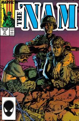 The 'Nam Vol 1 (Comic-book.) #11