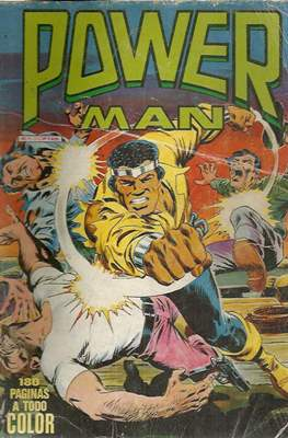 Powerman (Retapado) #1