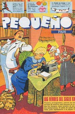El Pequeño País (Grapa) #711