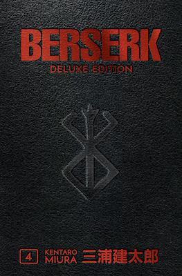 Berserk Deluxe Edition (Hardcover 3-in-1) #4