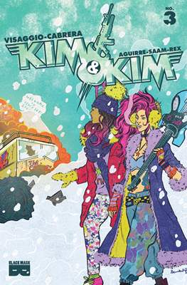 Kim & Kim (Digital) #3
