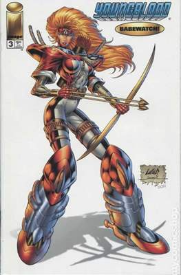 Youngblood (1995 Variant Covers) (Comic Book) #3