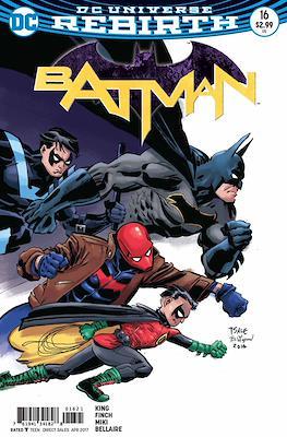 Batman Vol. 3 (2016- Variant Covers) (Comic Book) #16.1