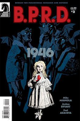B.P.R.D. (Comic Book) #40