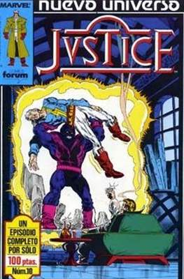 Justice (1988-1989) (Grapa 24 pp) #10