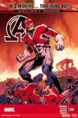 New Avengers Vol. 3 (2013 -2015 ) (Comic-Book) #30