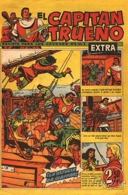 El Capitán Trueno Extra (Grapa, 40 páginas (1960-1968)) #4