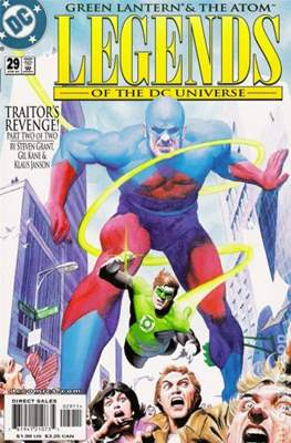 Legends of the DC Universe (Comic Book) #29