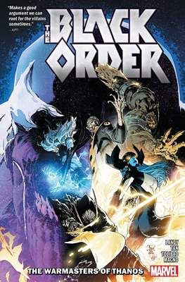 The Black Order: The Warmasters of Thanos