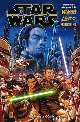 Star Wars. Kanan, el último padawan - Lando - Princesa Leia