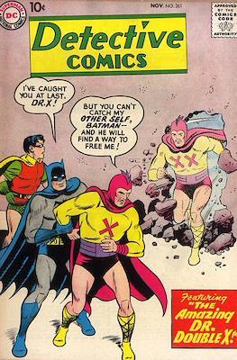 Detective Comics Vol. 1 (1937-2011; 2016-) (Comic Book) #261