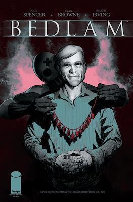 Bedlam (Comic-book) #7