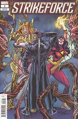 Strikeforce (2019- Variant Cover) (Comic Book) #1.1