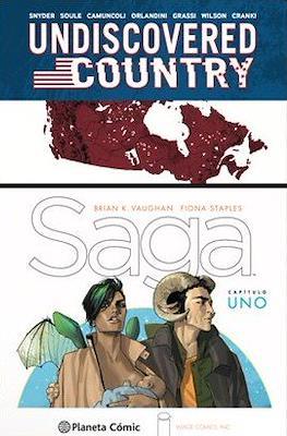 Promocional de Undiscovered Country/Saga