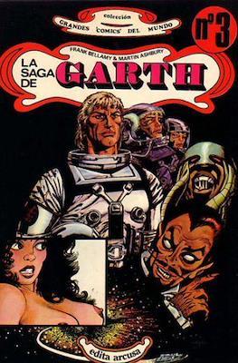 """Colección Grandes """"cómics"""" del mundo #3"""