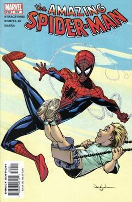 The Amazing Spider-Man Vol. 2 (1999-2014) (Comic-Book) #502