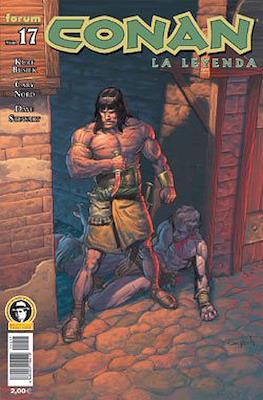 Conan. La Leyenda (Grapa 28-116 pp) #17