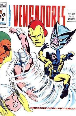 Los Vengadores Vol. 2 (1974-1980) (Grapa 44 pp) #15