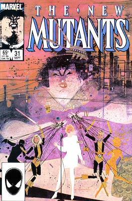 The New Mutants (Comic Book) #31