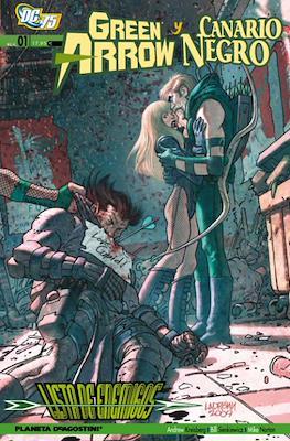 Green Arrow y Canario Negro (Vol.2)