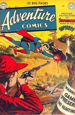New Comics / New Adventure Comics / Adventure Comics (1935-1983; 2009-2011) (Saddle-Stitched) #151