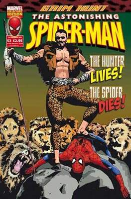The Astonishing Spider-Man Vol. 3 (Comic Book) #53