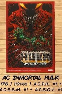 Absolute Carnage: El Inmortal Hulk y otras historias