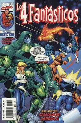 Los 4 Fantásticos Vol. 3 (1998-2001). Heroes Return (Grapa 24-48 pp) #14