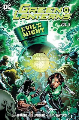 Green Lanterns Vol. 1 (2016-) (Softcover) #9