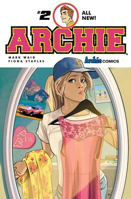 Archie (2015-) (Comic Book) #2