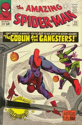 The Amazing Spider-Man Vol. 1 (1963-2007) (Comic-book) #23