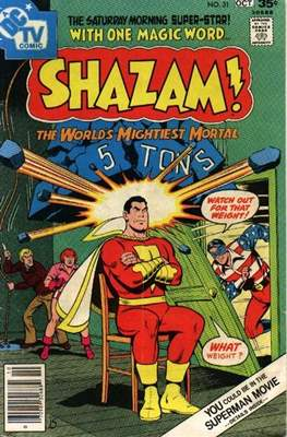 Shazam! Vol.1 (1973-1978) (Grapa, 32 págs.) #31