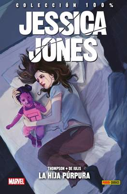 Jessica Jones. 100% Marvel HC. #5