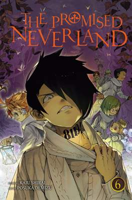 The Promised Neverland (Softcover) #6